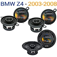 BMW Z4 2003-2008 Factory Speaker Replacement Harmony R65 R35 Coax Package New