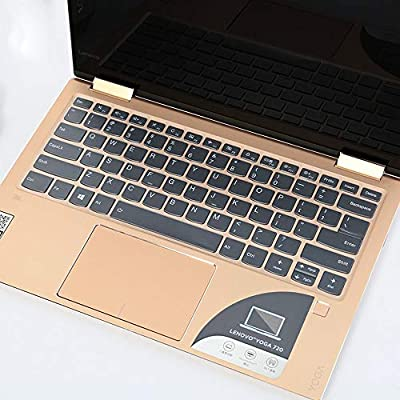 Amazon.com: Leze - Ultra Thin Keyboard Skin Cover for Lenovo ...