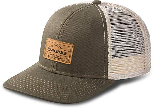Dakine Unisex Peak to Peak Trucker Hat, Tarmac, One Size
