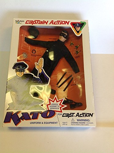 Captain Action Kato Uniform and Equipment 2000 New in Box ()