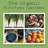 The Organic Kitchen Garden 2012 Wall Calendar