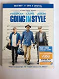 DVD : Going in Style (2016) (BD) [Blu-ray]