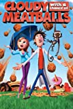 DVD : Cloudy With A Chance Of Meatballs