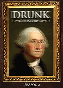 Drunk History: Season 3 (Amazon Exclusive Packaging)