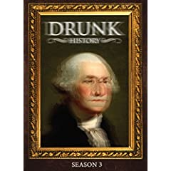 Drunk History Season 3 comes to DVD March 1st from Comedy Central