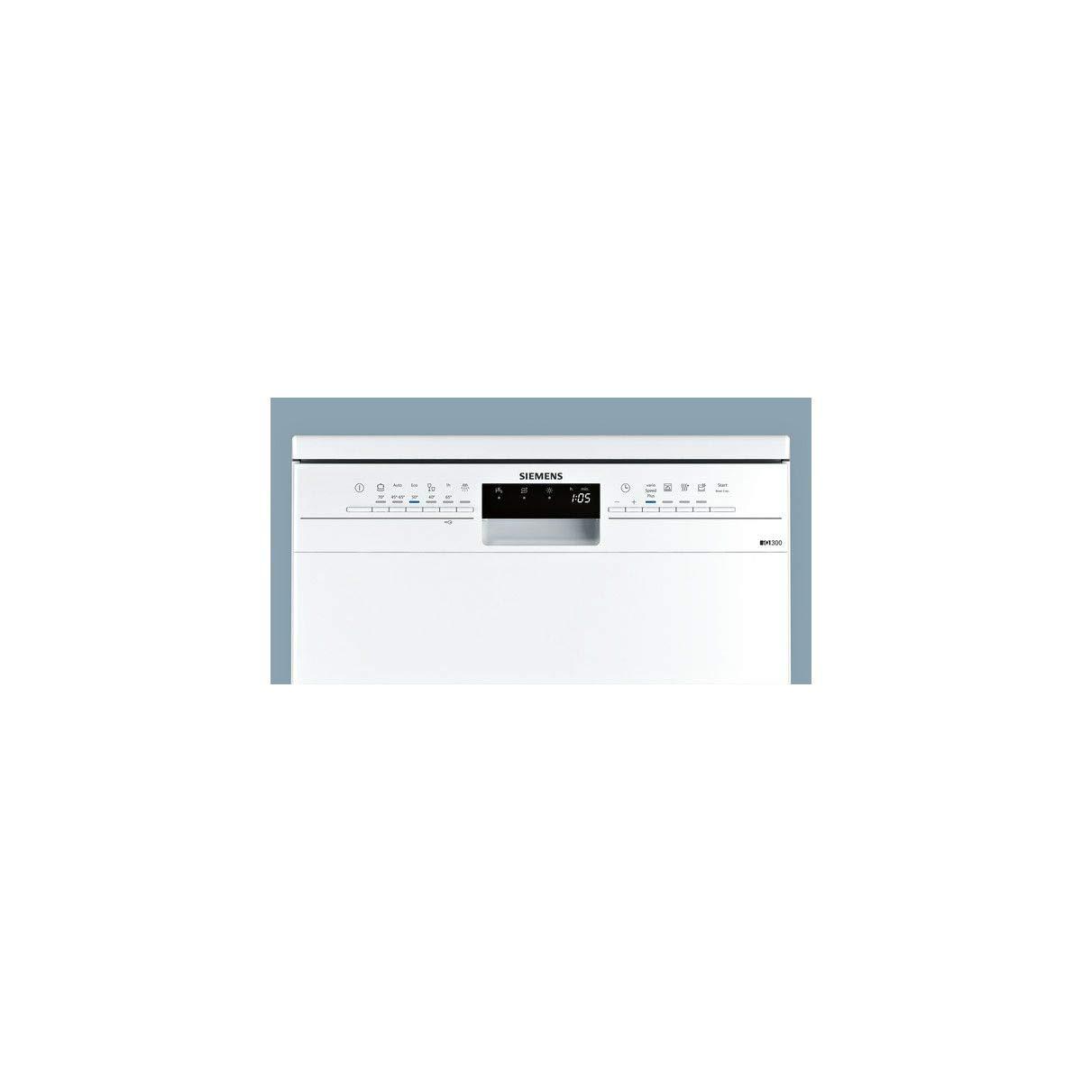 Siemens iQ300 SN236W03NE lavavajilla Independiente 14 cubiertos A ...