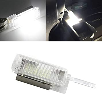 VIGORFLYRUN PARTS LTD 1pcs LED Iluminación Led para Maletero para Coche, para P-eugeot
