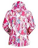 Women's Ski Jacket Outdoor Waterproof Windproof