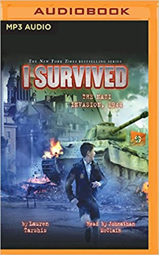 I Survived the Nazi Invasion, 1944: Book 9 of the I Survived Series