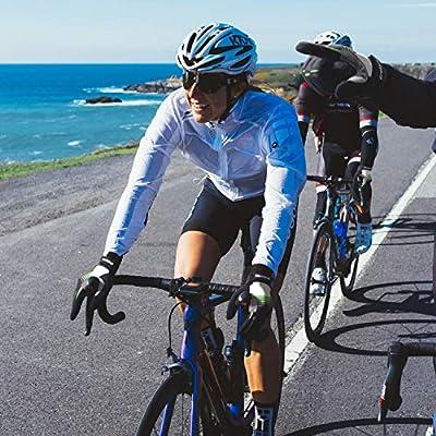 Grebarley Guantes de Ciclismo Bicicleta Montaña-Acolchados ...