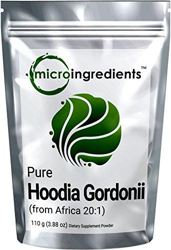 Ingredients African Hoodia Gordonii Extract
