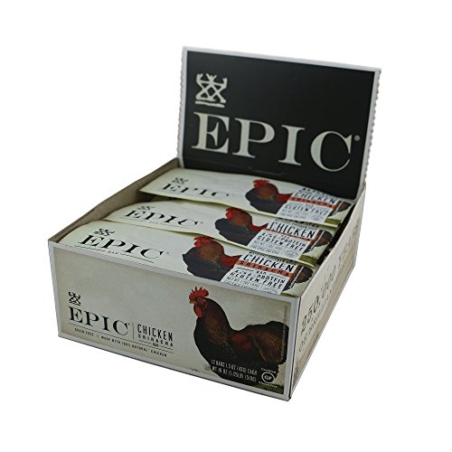 Epic Natural Chicken Sriracha ounce product image