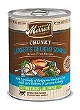 Merrick Chunky Recipe Wet Dog Food 12.7 oz, 12 cou...