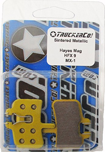Sintered Metallic Disc Brake Pads HAYES Nine HFX HFX9 HFX Ma