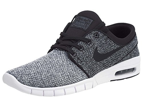 Nike STEFAN JANOSKI MAX mens skateboarding-shoes 631303-102_4.5 - WHITE/BLACK-DARK GREY