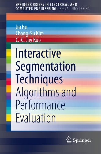 Interactive Segmentation Techniques: Algorithms and Performance Evaluation (SpringerBriefs in Electrical and Computer En