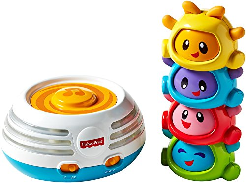 Fisher-Price Bright Beats Build-a-Beat Stacker (Fisher Stacker Price)