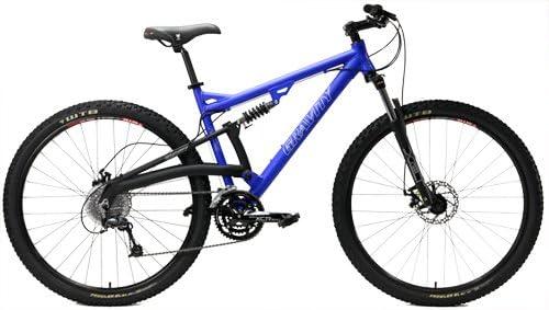 Gravity FSX 29 One Dual Suspension Mountain Bike Shimano Deore 27 Speed