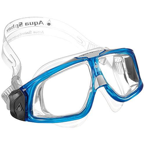 Aqua Sphere Seal 2.0 Goggle With Clear Lens (Clear Vista Lens)