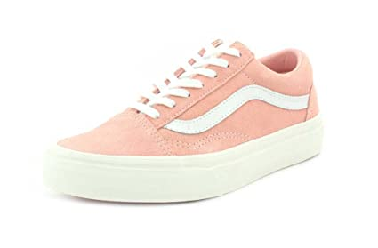 5ae458d08a5 7.5 UK Pink ((Retro Sport) Blossom True White) Vans Men'S Old ...