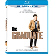The Graduate (Two-Disc Blu-ray/DVD Combo in Blu-ray Packaging) (2009)