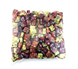 Torie & Howard Organic Assorted Chewie Fruities, Bulk (Pack of 4 Pounds)