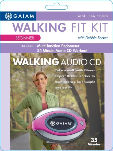 Gaiam Beginner Walking Fit Kit