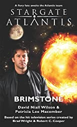 STARGATE ATLANTIS: Brimstone