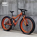 514ud7Clr9L. SS150 XIAOFEI Top Bici 26 Pollici MTB, Motociclo Ruota Grassa/Fat Bike/Pneumatico Grasso Mountain Bike Beach Cruiser…