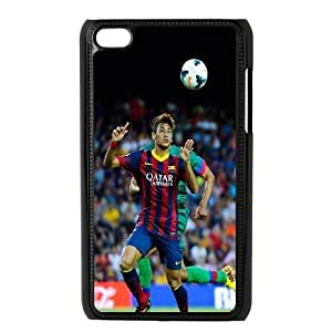 For Ipod Touch 4 Cover Phone Case Neymar F5D8236
