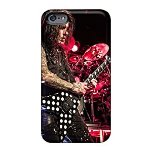 Shock Absorbent Hard Phone Cases For Iphone 6 (Fhw14168qrrq) Custom Nice Machine Head Band Pictures