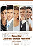 img - for Resolving Customer Service Problems: Pinpoint Sales Management Skill Development Training Series book / textbook / text book