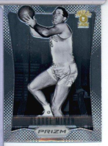 2012/13 Panini Prizm Basketball Card #173 George Mikan Minneapolis Lakers ()