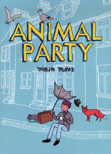 Descargar Libro Animal Party Miriam Muñoz