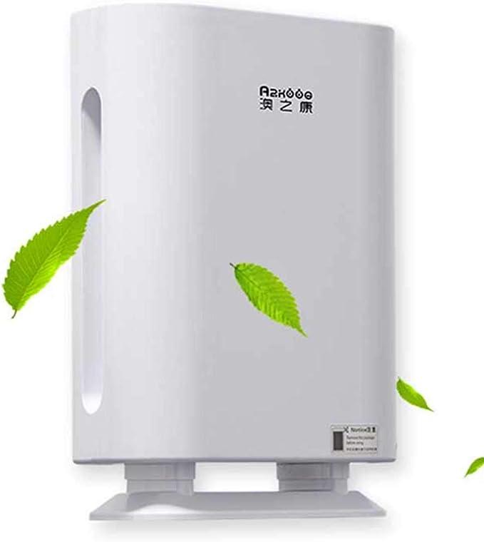 Tranquilo Purificador de aire 6 en 1 con filtro HEPA verdadero, carbón activo y generador de iones negativos para ...