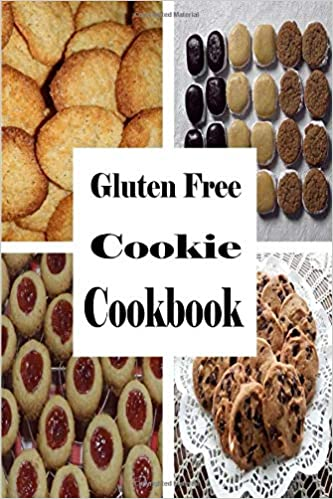 Gluten Free Cookie Cookbook A Cookbook For Wheat Free Baking Gluten Free Cooking Amazon Co Uk Sommers Laura Books