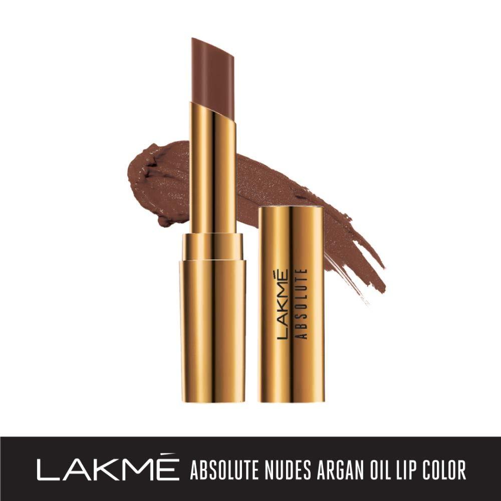 Lakme-Absolute-Argan-Oil-Lip-Color-Long-Lasting-Waterproof-Lipstick thumbnail 10