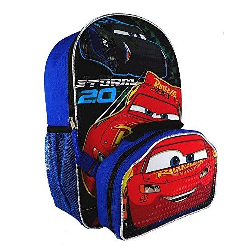 Disney Cars Shaped Toddler Backpack product image