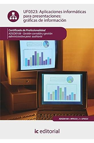 Descargar gratis Aplicaciones Informáticas Para Presentaciones: Gráficas De Información. Adgd0108 de Gabriel Carmona Romera