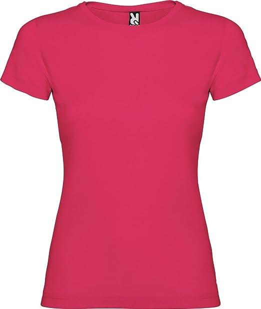 Roly Camiseta Jamaica - L, Fucsia