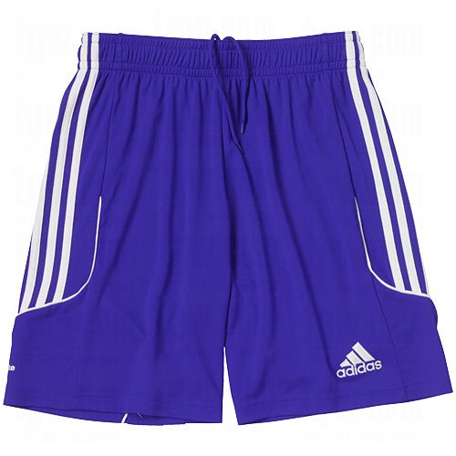 adidas Performance Men's Soccer Squadra Shorts, Bold Blue/White, Medium (Adidas Squadra Jersey)