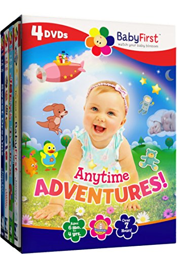 BabyFirst: Anytime Adventures Bu...