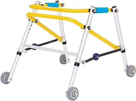 Amazon.com: Andador para niños con ruedas, plegable, 4 ...