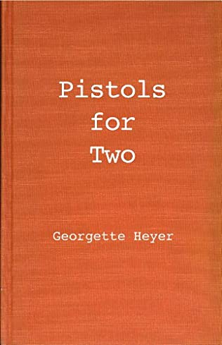 book cover of Pistols for Two