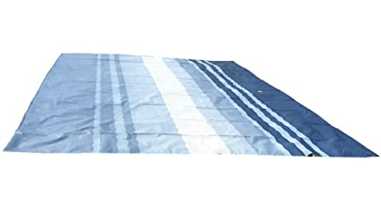 Amazon com: Awnlux RV Patio Awning Replacement Fabric for