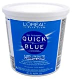 Loreal Quick Blue Powder Bleach Extra Strength