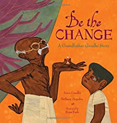 In this breathtaking companion to the award-winning Grandfather Gandhi, Arun Gandhi, with Bethany Hegedus, tells a poignant, personal story of the damage of wastefulness, gorgeuously illustrated by Evan Turk.At Grandfather Gandhi's service vi...