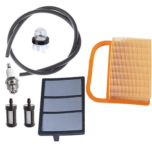 tuhoomall-air-filter-with-primer-bulb-fuel-tune-up-kit-for-stihl-concrete-cut-off-chop-saw-ts410-ts4