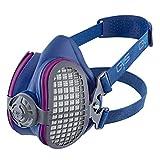 GVS Elipse SPR457 P100 Elipse Half Mask Respirator, Medium/Large, Blue