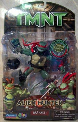 Amazon.com: Teenage Muntant las Tortugas Ninja Alien Hunter ...